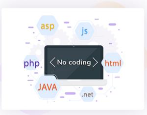 No coding